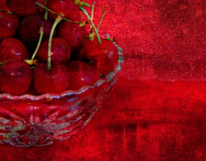 """208/366 Life Is a Bowl of Cherries"" by ""George"" Larcher"