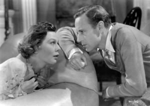 Leslie Howard and Wendy Hiller