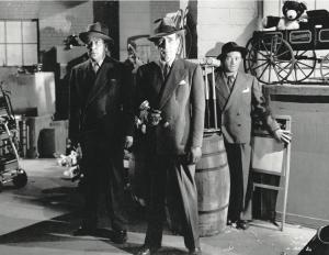 William demarest, Bogart, Peter Lorre