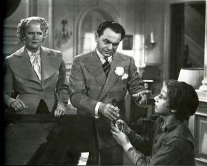 Ruth Donnelly, Edward G. Robinson and Bobby Jordan