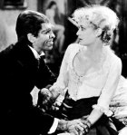 Fredric March as Hyde and Miriam Hopkins as Ivy