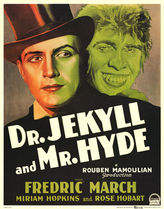 Dr. Jekyll and Mr. Hyde on Film – 1920, 1931, 1941 | Christina Wehner