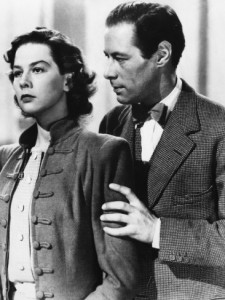 Wendy Hiller as Barbara and Rex Harrison as her fiancé, Adolphus Cusins in the 1941 movie