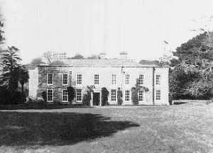Menabilly, the estate that Manderley was based on