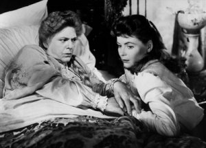 Ethel Barrymore and Dorothy McGuire