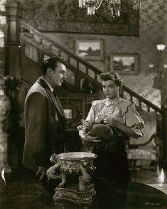 Dorothy McGuire, George Brent The Spiral Staircase (1945)