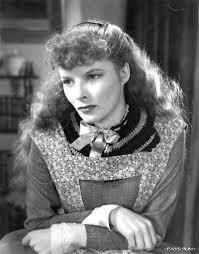 Jo as Katharine Hepburn - 1933