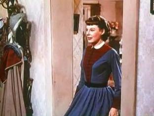 Jo as June Allyson - 1949