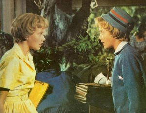 Hayley Mills as Sharon and Susan