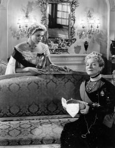 Ingrid Bergman and Helen Hayes