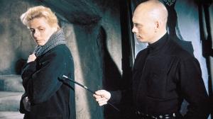 Ingrid Bergman and Yul Brynner