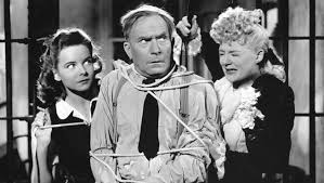 Diana Lynn, William Demarest, Betty Hutton