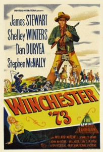 Winchester 73 Poster (1)