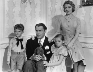 Brian Donlevy and family
