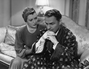 Muriel Angelus and Brian Donlevy