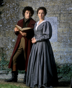 Rufus Sewell and Juliet Aubrey as Will and Dorothea in BBC's 1994 Middlemarch