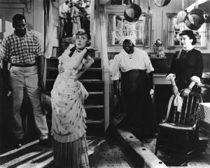 Paul Robeson, Irene Dunne, Hattie McDaniel and Helen Morgan