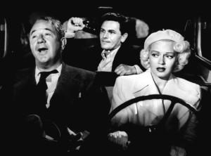 Cecil Kellaway, John Garfield and Lana Turner