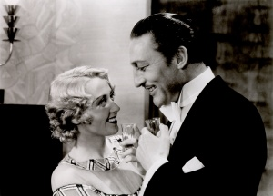 Joan Blondell and Warren William