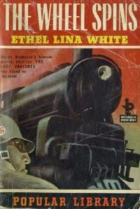 It's funny that there should be Nazi on the cover, since there are actually no Nazis in the book - the Nazis purely came from Hitchcock's imagination