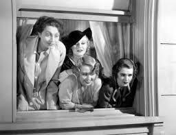 Aline MacMahon, Ginger Rogers, Joan Blondell, Ruby Keeler