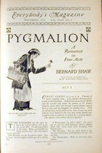 Pygmalion_serialized_November_1914