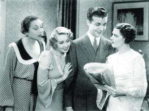 still-of-joan-blondell,-ruby-keeler,-aline-macmahon-and-dick-powell-in-gold-diggers-of-1933-(1933)-large-picture