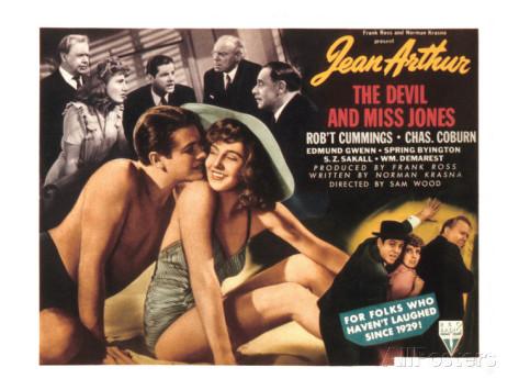 The Devil and Miss Jones (1941) | Christina Wehner