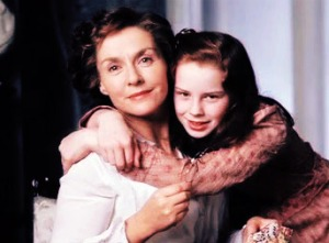 Amanda Burton and Georgina Terry