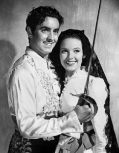 Tyrone Power, Linda Darnell