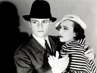 James Cagney and Margaret Lindsay