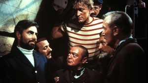 James Mason, Kirk Douglas, Peter Lorre, Paul Lukas