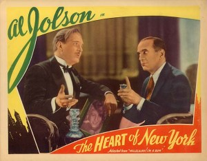Frank Morgan and Al Jolson