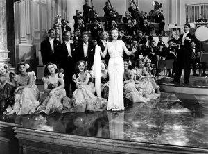 Ethel Merman on stage