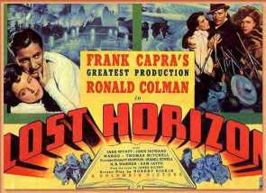 Frank Capra's 1937 adaptation of Lost Horizon
