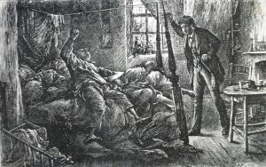 John Jasper at an opium den