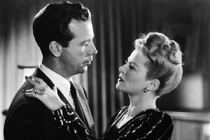 Dick Powell, Claire Trevor