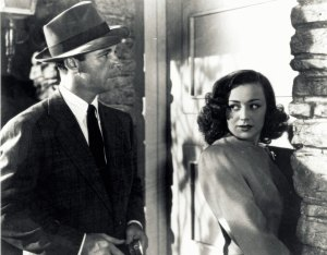 Dick Powell and Anne Shirley