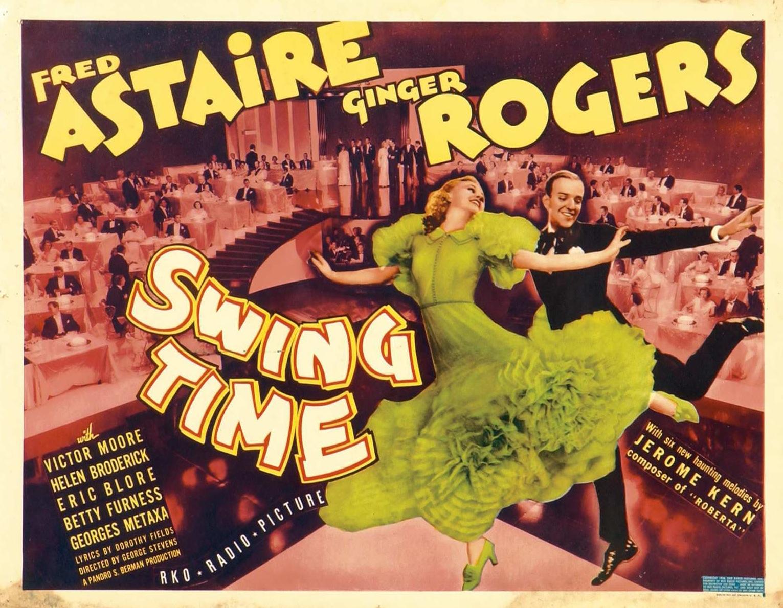 Swing Time (1936) | Christina Wehner