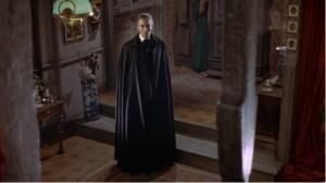 Christopher Lee...making another entrance