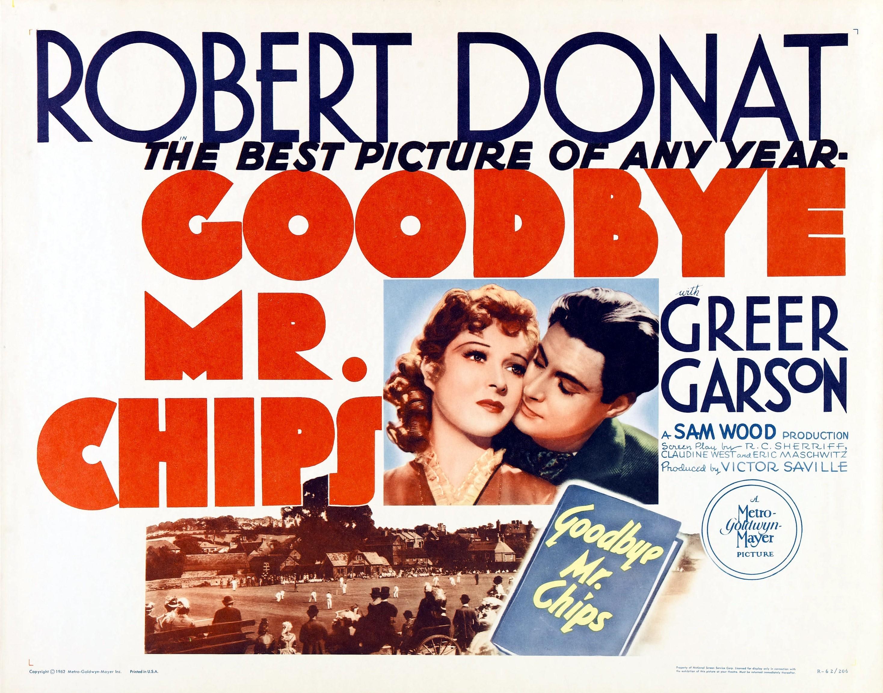 goodbye mr chips novel summary