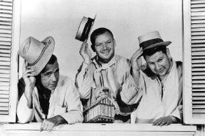 Humphrey Bogart, Pete Ustinov, Aldo Ray