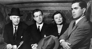 Herbert Marshall, John Payne, Gene Tierney, Tyrone Power