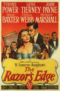 The-Razors-Edge-1946-poster