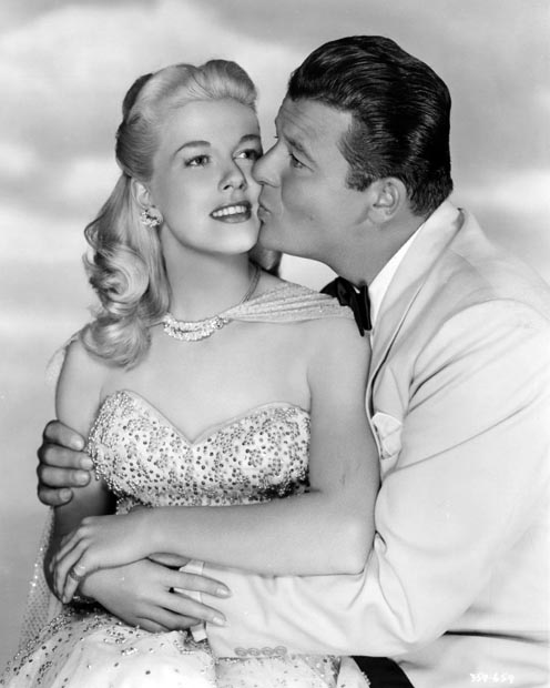 Image result for photos of jack carson in ROMANCE ON THE HIGH SEAS