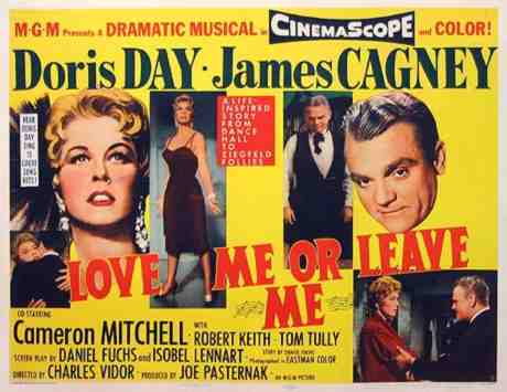 Image result for Love Me Or Leave Me 1955