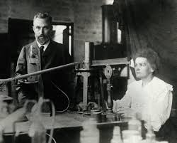 The real Pierre and Marie Curie