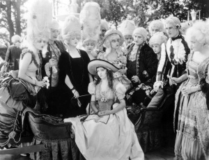 Lillian Gish in Orphans of the Storm