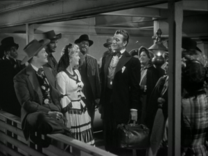 Everyone is taken aback by John Wayne with a bag full of drugs